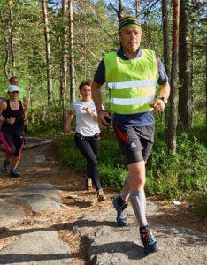 Nuuksio Classic 2016 yhteislenkki 1