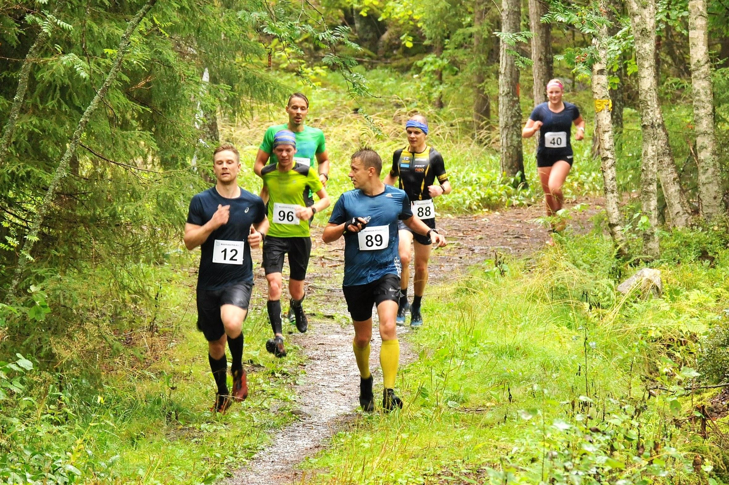 Maaria Trail. Kuvaaja Antti Suonpää.