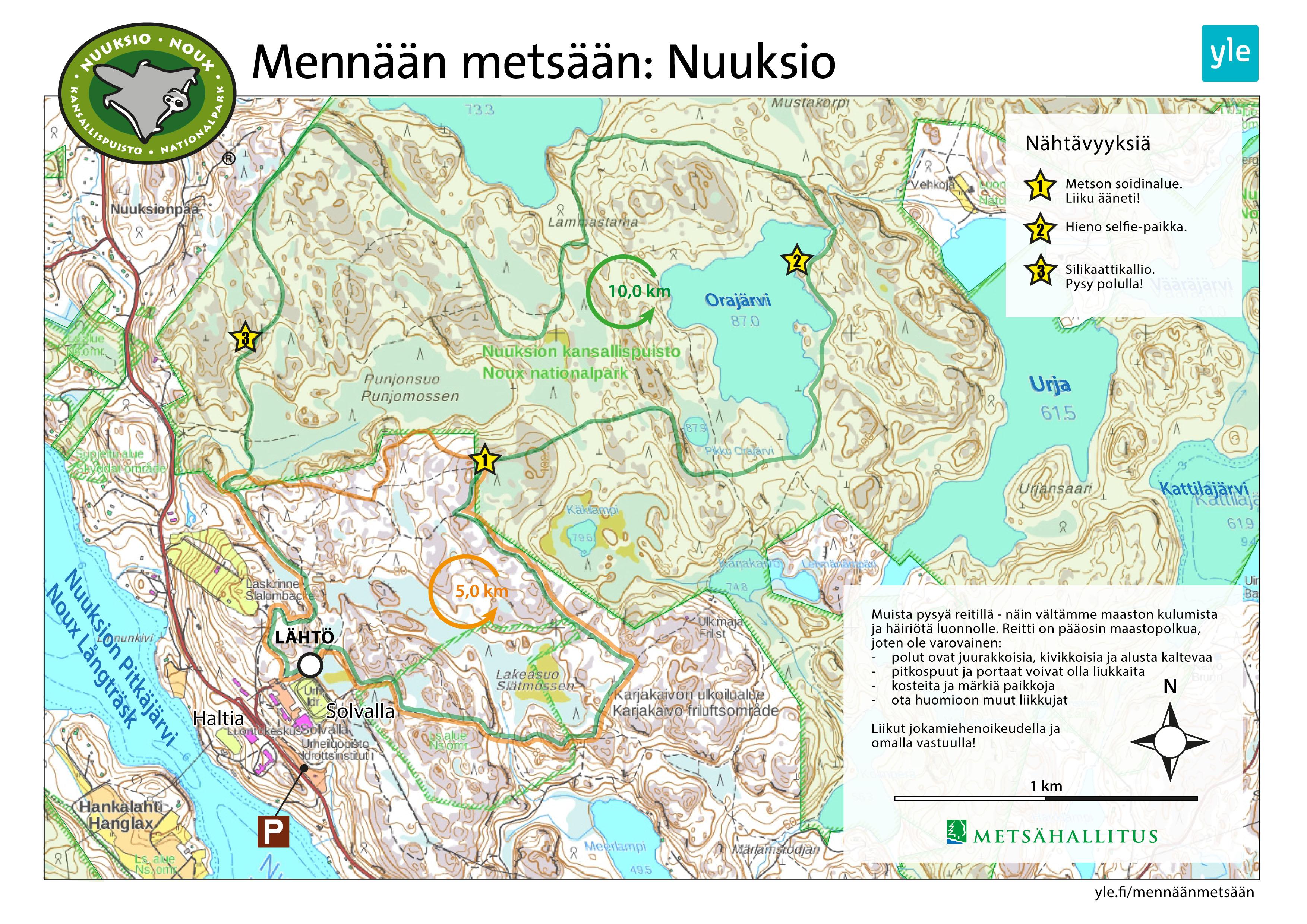Polkujuoksu Nuuksio 03042018 96