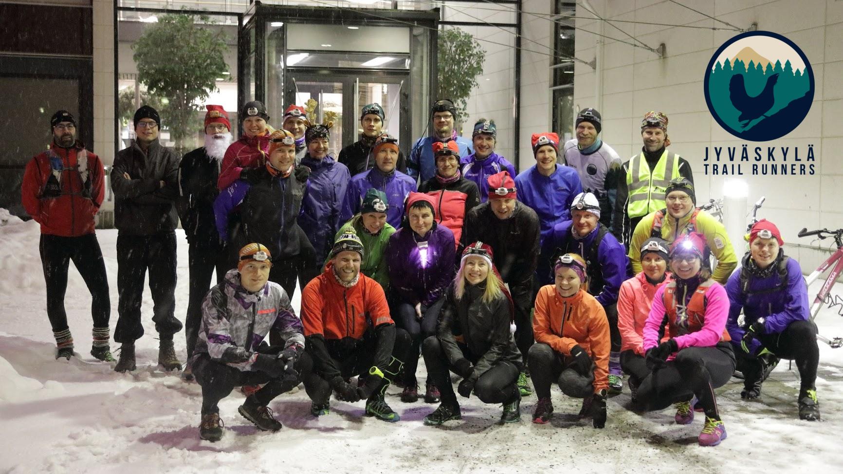 Polkujuoksuseuran esittely: Jyväskylä Trail Runners