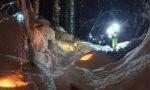 Himoksen talviyön maagista tunnelmaa. Kuva: Kisajärjestäjät